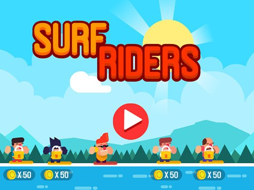 Jogo Surf Riders