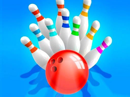 Jogo Bowling Hit 3D