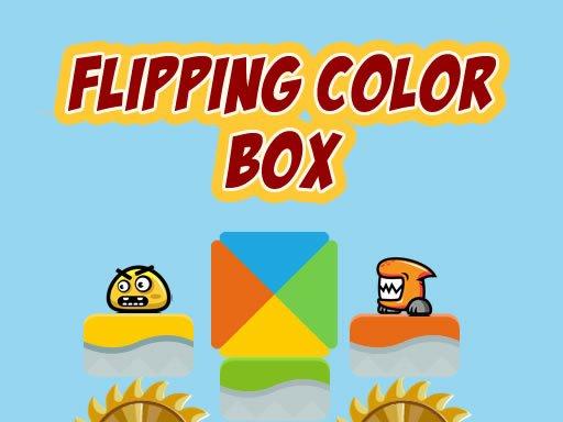 Jogo Flipping Color Box