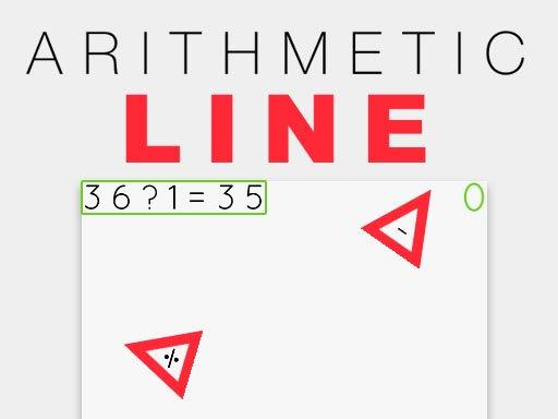 Jogo Arithmetic Line