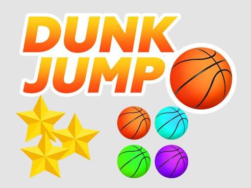 Jogo Dunk Jump