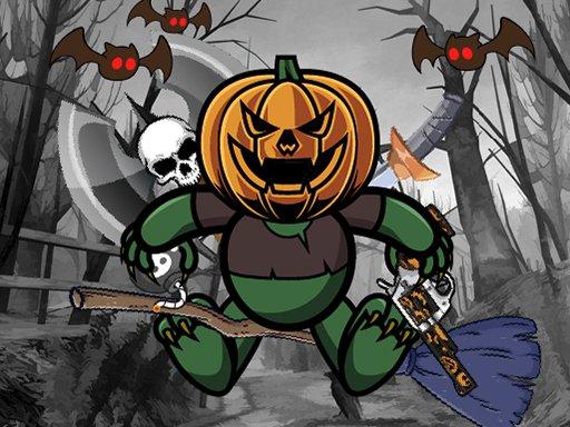 Jogo Monstro Abóbora – Pumpkin Monster