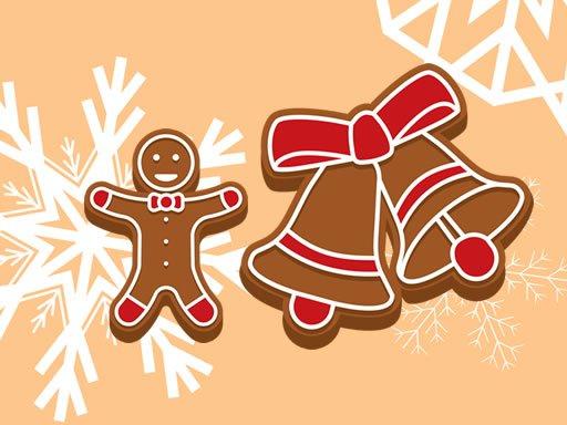 Jogo Gingerbread Man Coloring