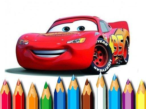 Jogo BTS Cars Coloring