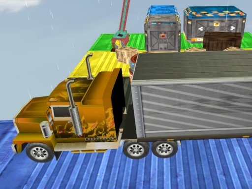 Jogo Impossible Truck Driving Simulator