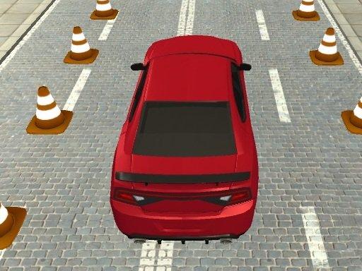 Jogo Estacionamento 3D