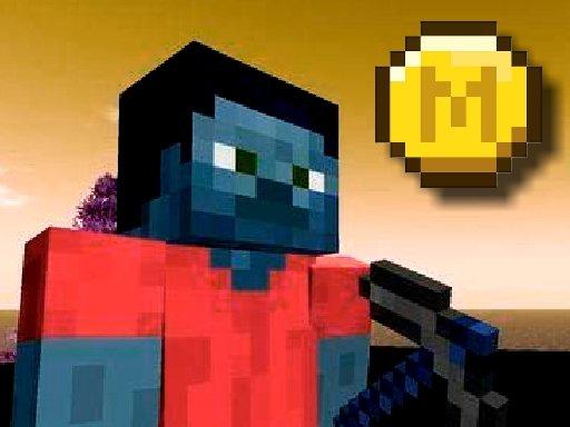 Jogo Minecraft Coin Adventure 2