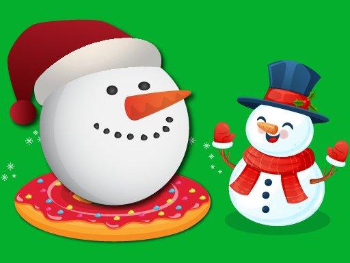Jogo Flappy Snowball Xmas