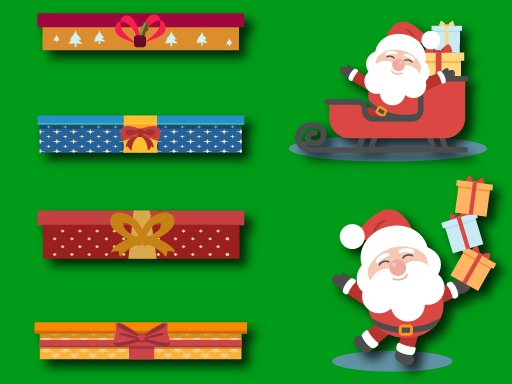 Jogo Stack The Gifts Xmas