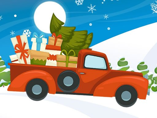 Jogo Christmas Vehicles Differences