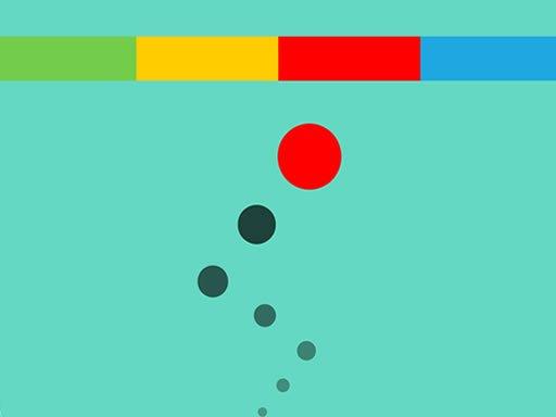 Jogo Flappy Color Line