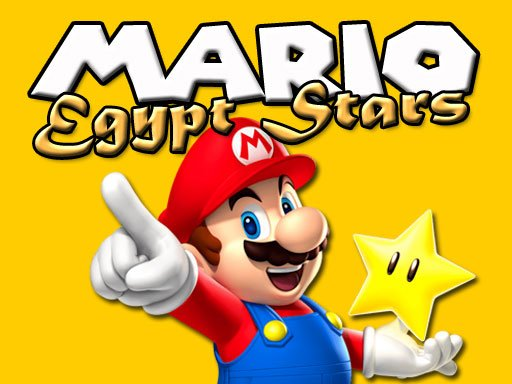 Jogo Mario Egypt Stars
