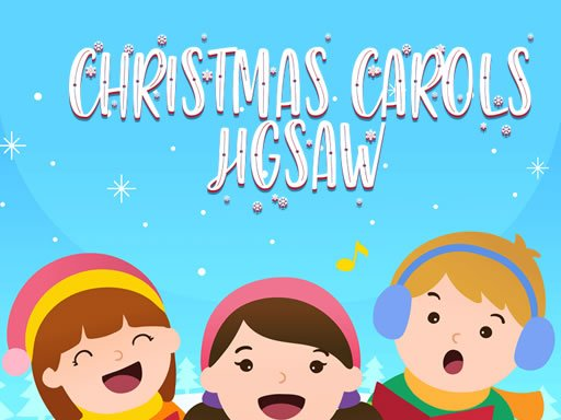 Jogo Christmas Carols Jigsaw