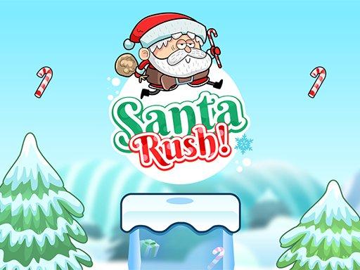 Jogo Santa Rush