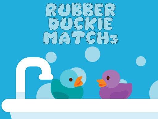 Jogo Rubber Duckie Match 3