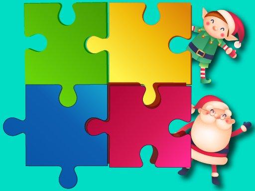 Jogo Christmas Jigsaw Puzzle