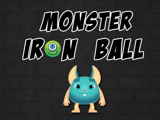 Jogo Bola de Ferro Monstro