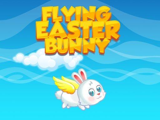 Jogo Flying Easter Bunny