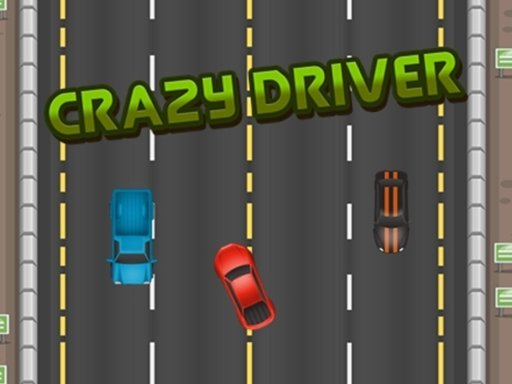 Jogo Motorista Louco – Crazy Driver