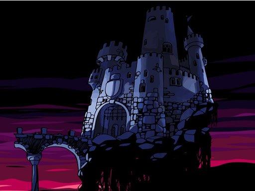 Jogo Castelo Escuro Fuga