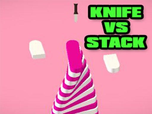 Jogo Faca vs Pilha – Knife vs Stack