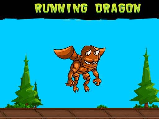 Jogo Dragão Correndo