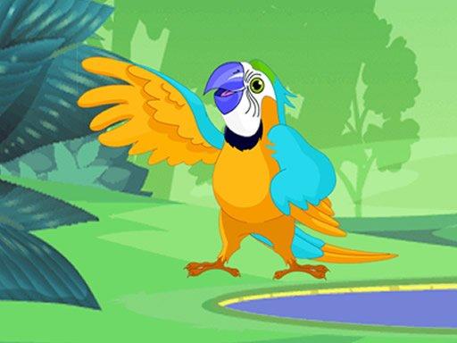 Jogo Coloração Parrot Pal