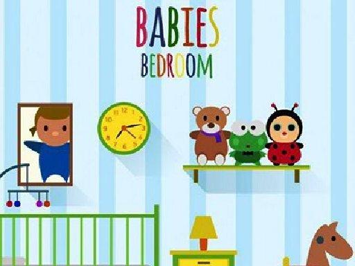 Jogo Quarto do Bebê Diferenças