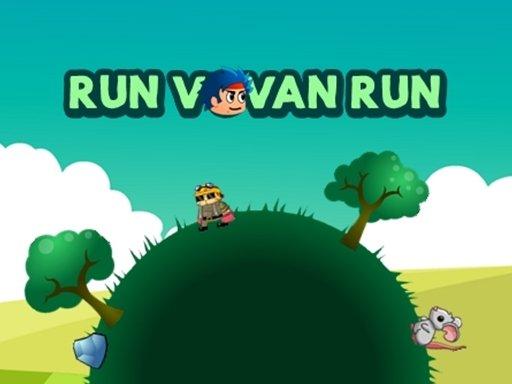 Jogo Run Vovan Run