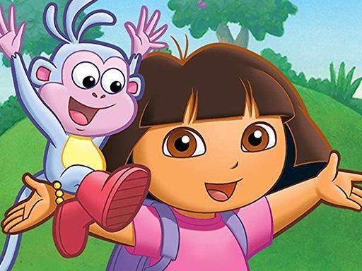 Jogo Dora Candy Land