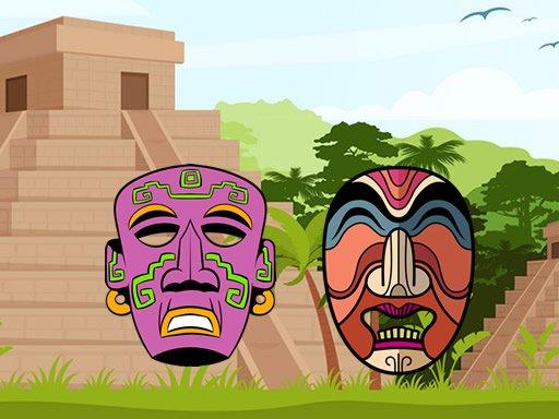 Jogo Coloração Asteca Antiga