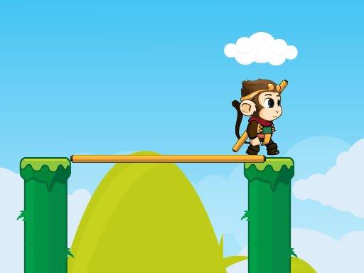 Jogo Crazy Monkey