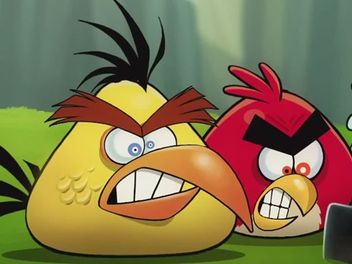 Jogo Angry Birds Combina 3
