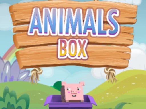 Jogo Caixa de Animais