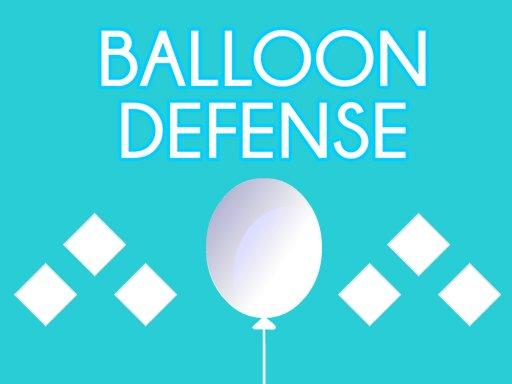 Jogo Defesa de Balão