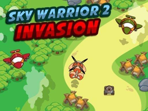 Jogo Sky Warrior 2 Invasion