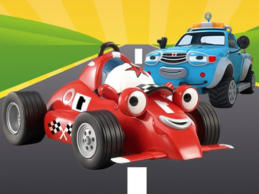 Jogo Roary the Racing Car Differences
