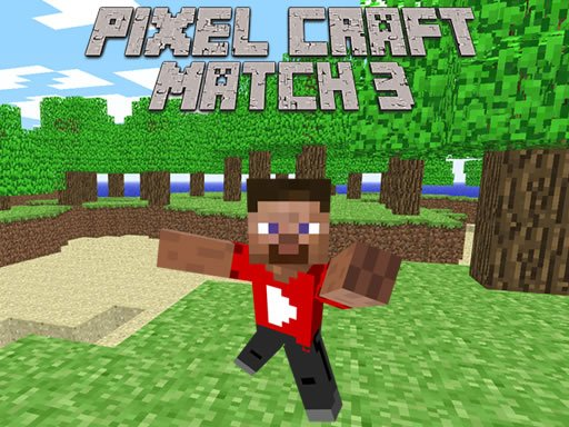 Jogo Pixel Craft Combinar 3