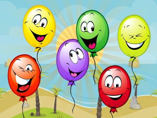 Jogo Balões Engraçados