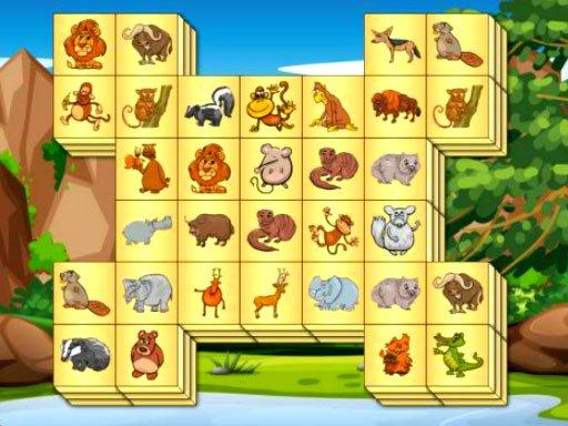 Jogo Zoo Mahjongg Deluxe