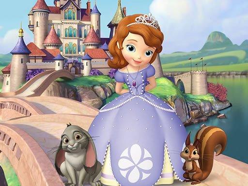 Jogo Princesas Famosas Memória
