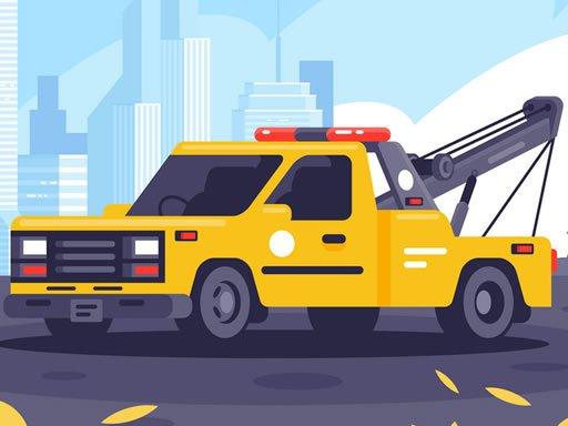 Jogo City Duty Vehicles Jigsaw