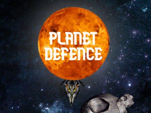 Jogo Defesa do Planeta