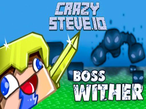 Jogo CrazySteve.io
