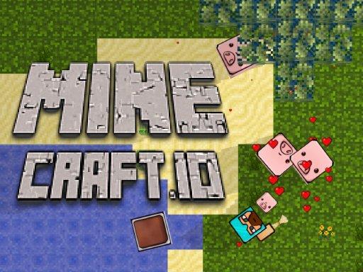 Jogo Mine-Craft.io
