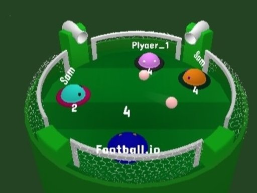 Jogo Football.io