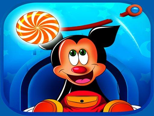 Jogo Cut the Rope Mickey