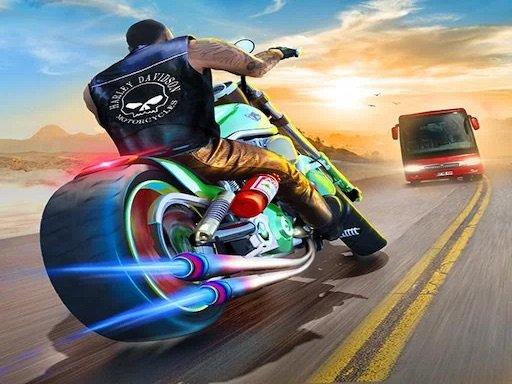 Jogo Moto Quest Bike Racing