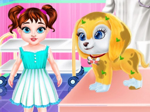 Jogo Baby Taylor Puppy Care