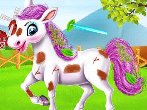 Jogo Baby Taylor Cute Pony Care